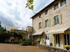Chambres d'hôtes de charme , Le Moulin de Buffière, montbellet 71260