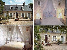 Chambres d'hôtes de charme , Au Petit Prieuré, foecy 18500
