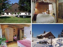 Chambres d'hôtes de charme , Le Crêt l'Agneau, longeville 25650