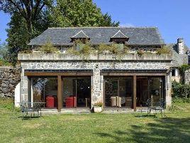 Chambres d'hôtes de charme , Domaine de Vilherols, lacroix barrez 12600