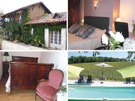 Chambres d'hôtes de charme , Le Balcon Vert des Pyrénées, bellegarde 32140