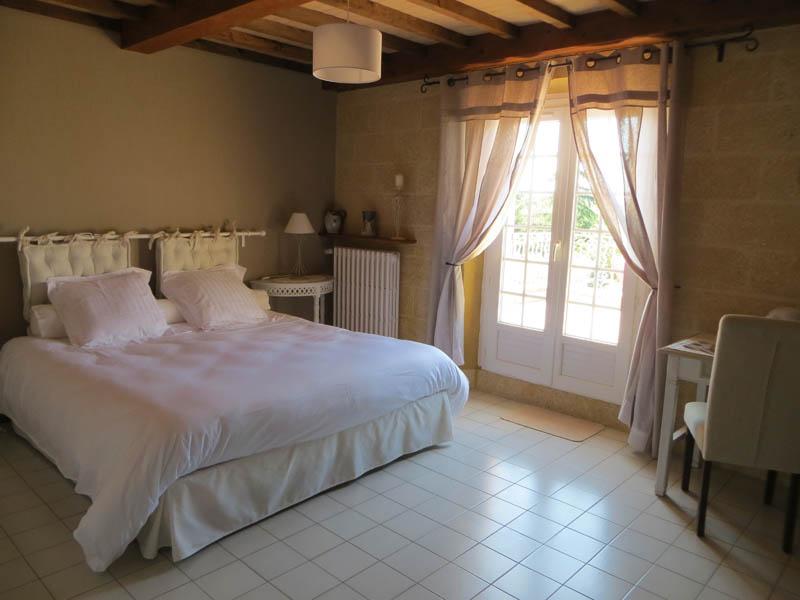 Chambres d'hôtes Anquetil-Patey saint quentin la poterie 30700 N° 3