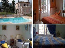 Chambres d'hôtes de charme , La Tour Manda, nice 06000